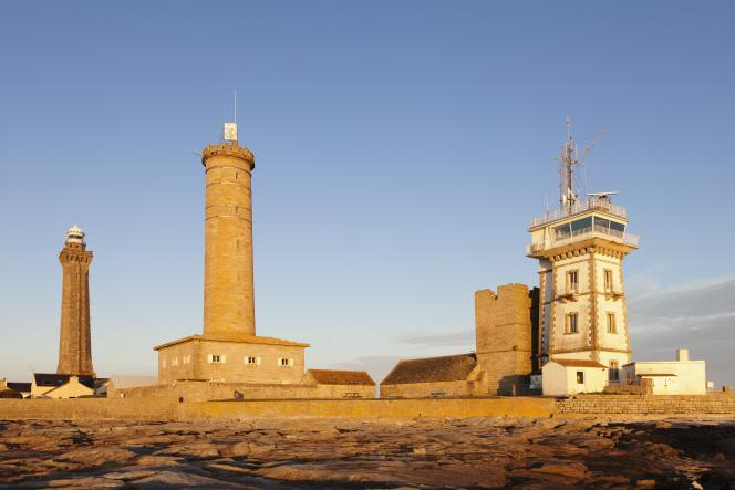 The Eckmühl lighthouse offers a panoramic view of Audierne bay.