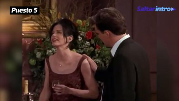 5 Scenes From Friends