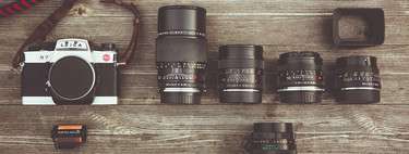 Guide through the entire Leica catalog: cameras, lenses and target audience