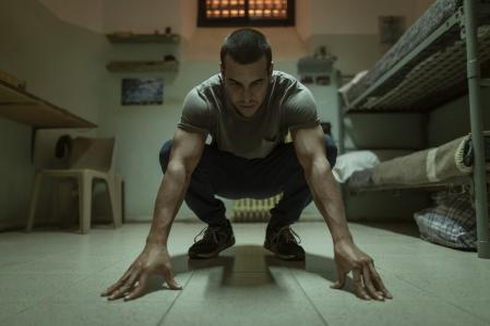 Mario Casas in an image of 'The innocent'