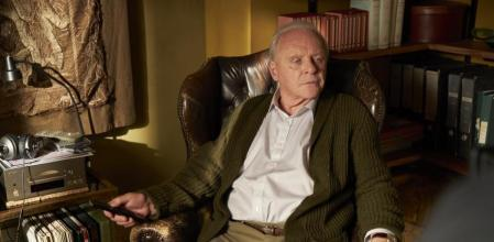 Anthony Hopkins makes history as the oldest actor to win the Oscar at age 83