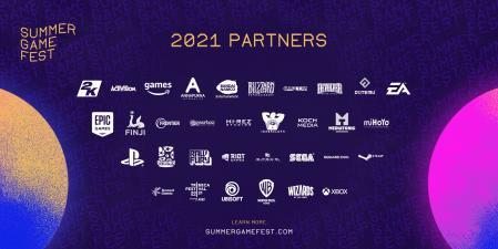 Companies confirmed for the Summer Game Fest 2021