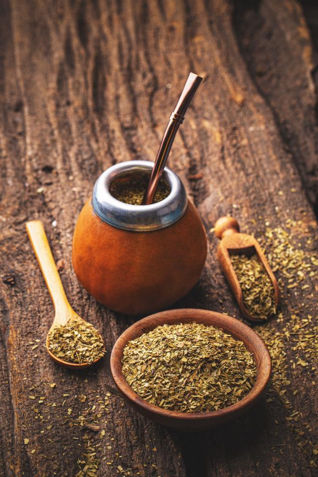 Mate is one of the pillars of Argentinian gastronomy.