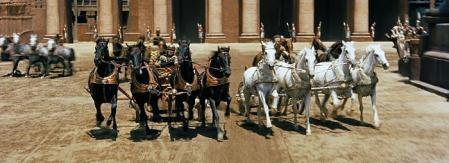 Ben-Hur, directed by William Wyler in 1951, won eleven Academy Awards in 1960. Ben-Hur had the largest budget ever for a movie, exceeding $ 15 million.
