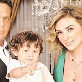 Luis Miguel the series, season 2: how they negotiate with his ex, Aracely Arámbula