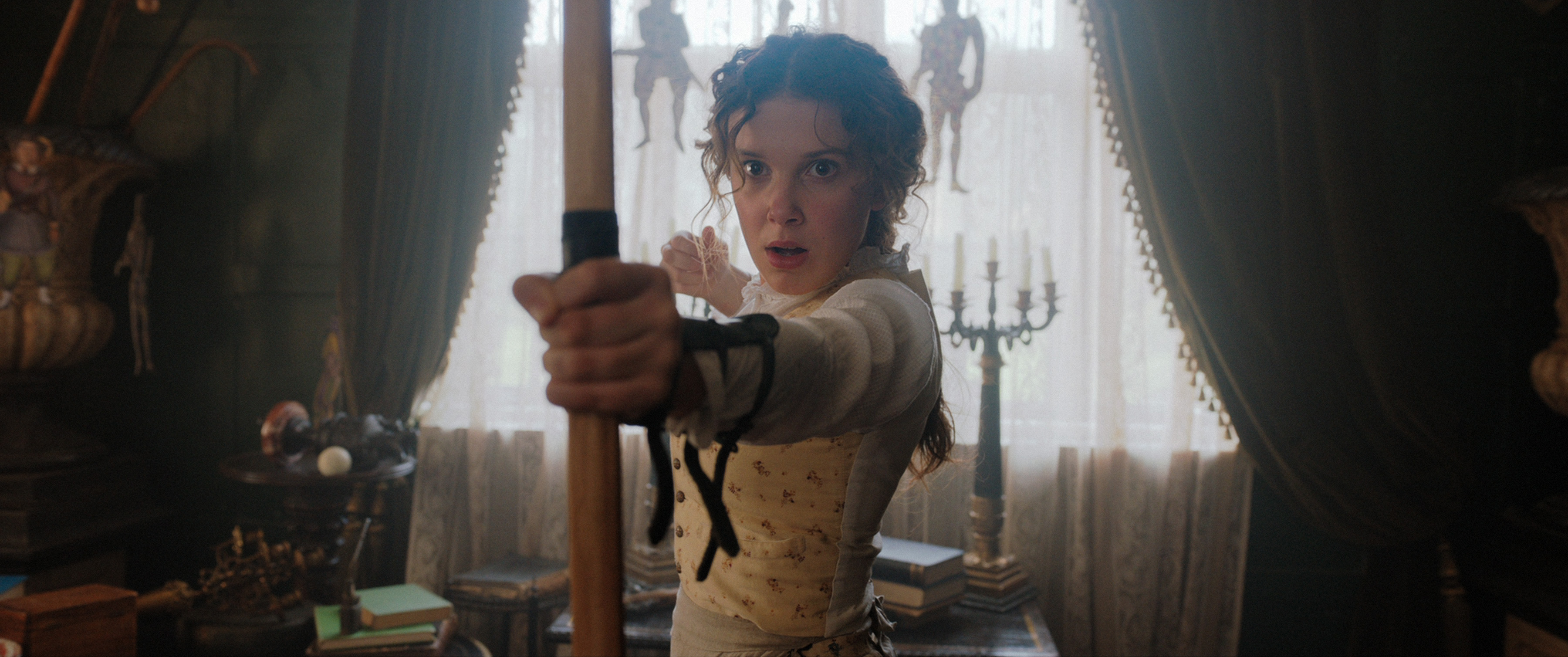 Millie Bobby Brown has already confirmed to be in the Enola Holmes sequel.  Photo: (IMDB)